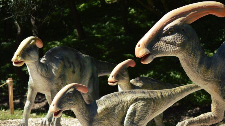 Donde viven los dinosaurios